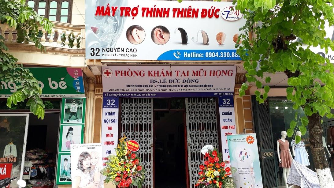 Khai trương trung tâm Trợ Thính Thiên Đức cơ sở Bắc Ninh 20-8-2017