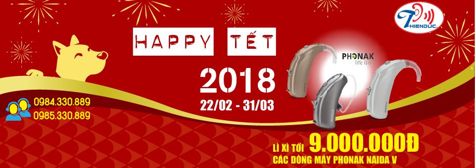 """Chương trình """"Happy Tết"""" Xuân Mậu Tuất 2018"""