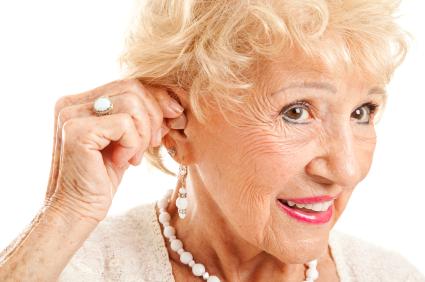 Lão thính và Máy trợ thính cho người già