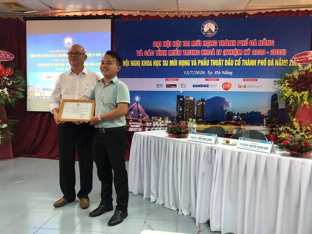 Trợ thính Thiên Đức tham dự Đại hội TMH Miền trung tại Đà Nẵng 2020